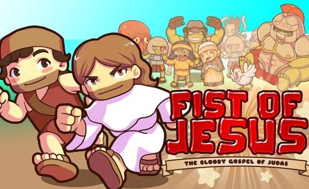 Fist of Jesus /materiały prasowe