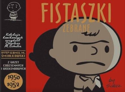 Fistaszki zebrane 1950 - 1952 /Nasza Księgarnia
