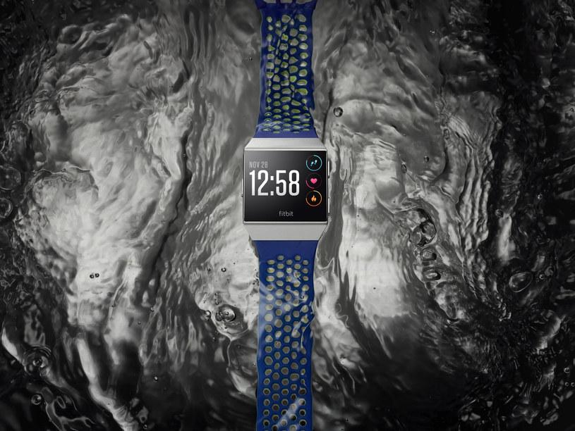 Fitbit Ionic /materiały prasowe