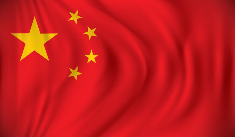 Flaga Chin /123/RF PICSEL