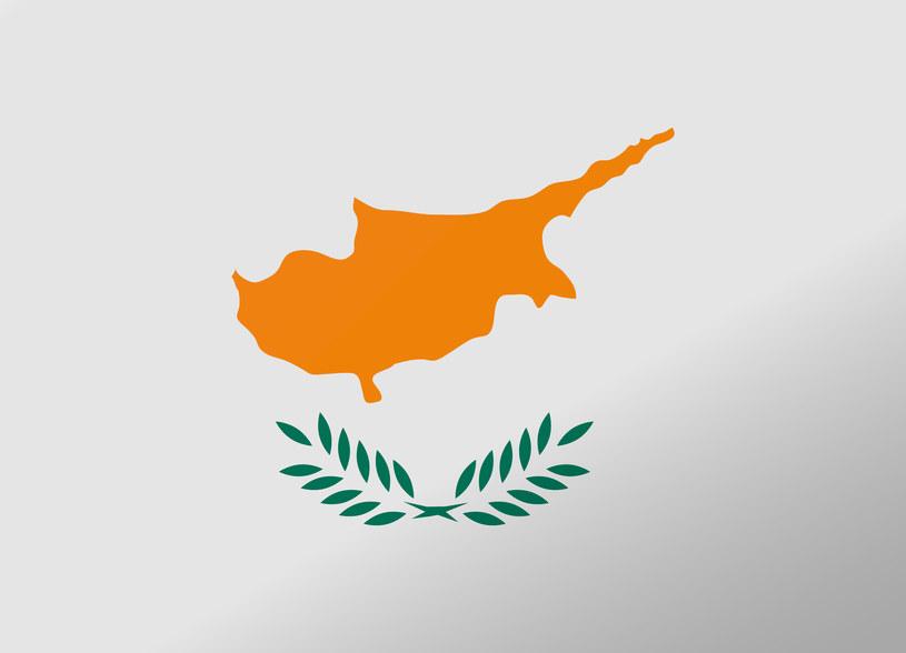 Flaga Cypru /123/RF PICSEL