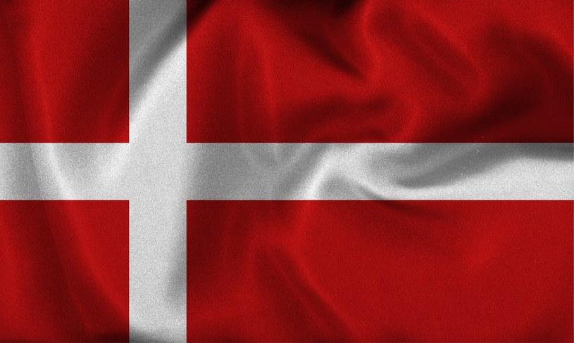 Flaga Danii /123/RF PICSEL