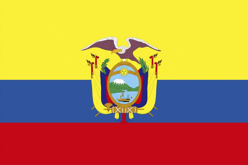 Flaga Ekwadoru /123/RF PICSEL
