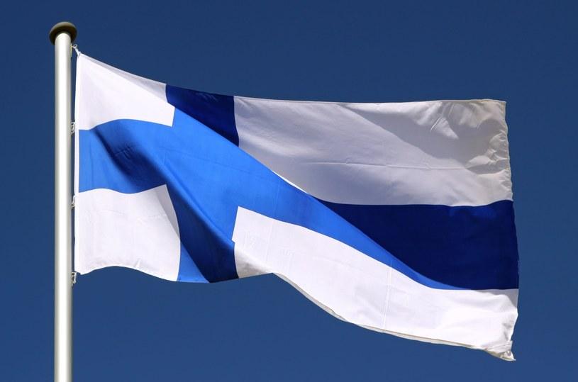 Flaga Finlandii /123/RF PICSEL