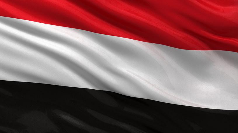 Flaga Jemenu /123/RF PICSEL