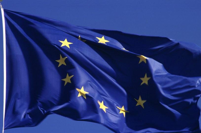 Flaga UE /East News