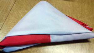 Flagi ostatniego szefa Podziemnego Państwa w darze dla Muzeum Armii Krajowej
