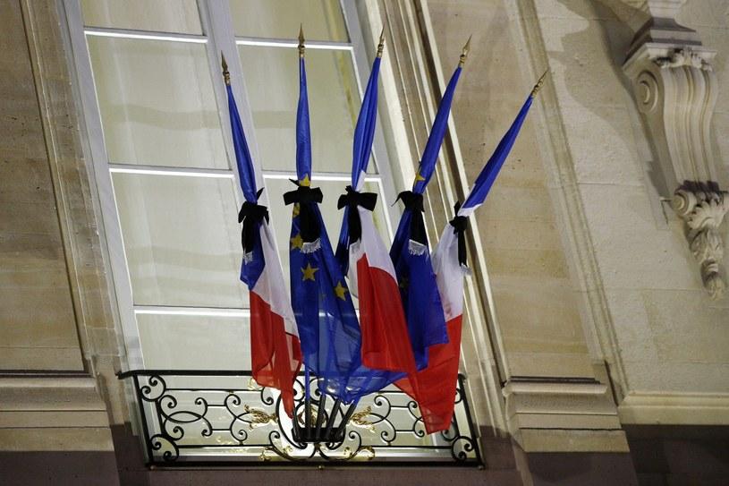Flagi państwowe będą opuszczone przez trzy dni /PAP/EPA
