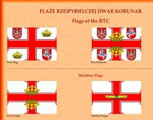 Flagi Rzejpubiełki/ ze str. steen.free.fr /