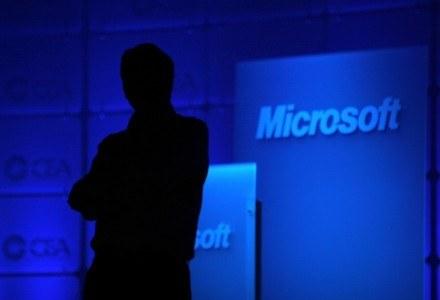 Flagowe produkty firmy z Redmond - Windows i Internet Explorer - z każdym miesiącem tracą klientów /AFP