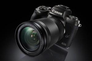 Flagowy bezlusterkowiec Canon EOS M5
