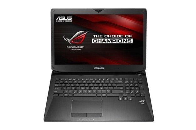 Flagowymi modelami ASUS-a są laptopy ROG (Republic of Gamers). /materiały promocyjne