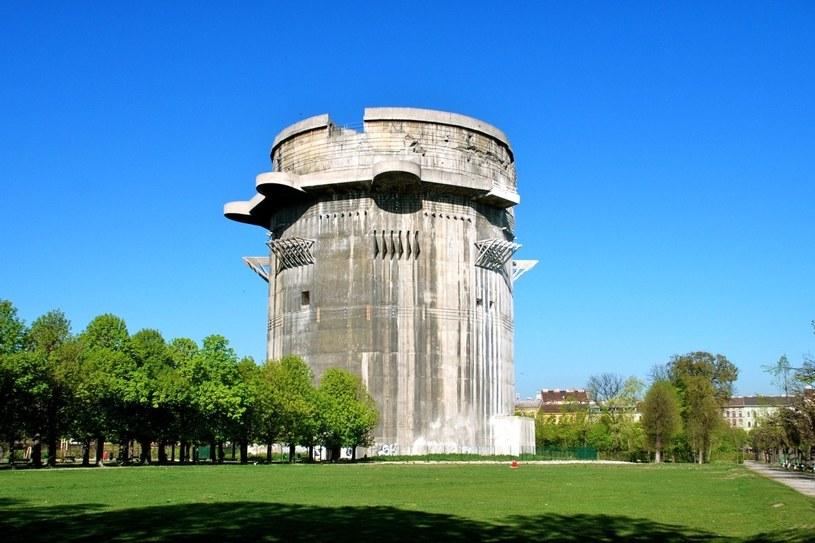 Flaktürme Augarten – bunkry z czasów II wojny światowej /©123RF/PICSEL