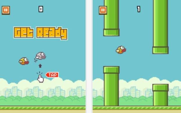 Flappy Bird /materiały prasowe