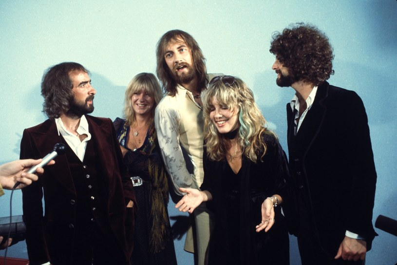 Fleetwood Mac w 1977 roku /Polaris Images/Sam Emerson /East News