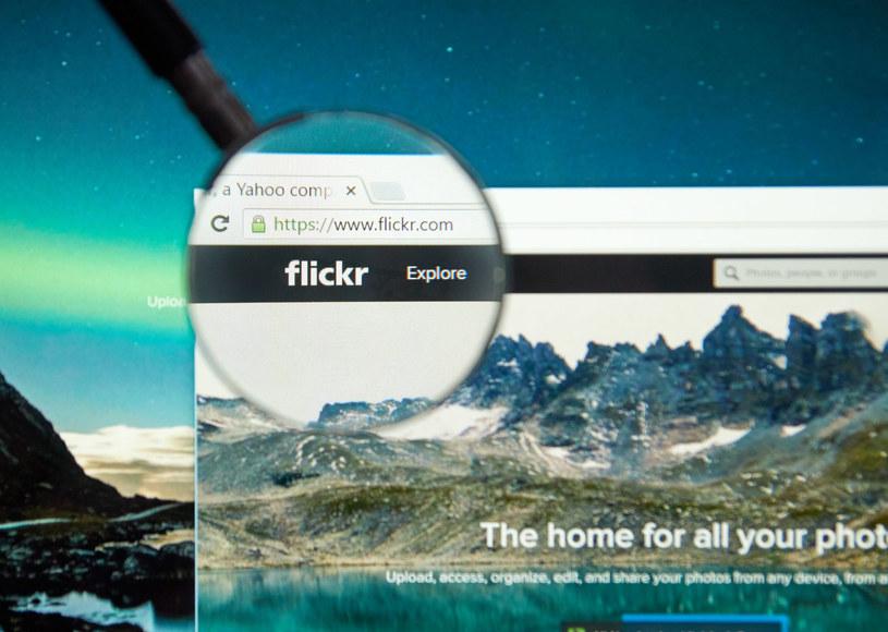Flickr to jeden z największy portali społecznościowych skupionych wokół zdjęć /123RF/PICSEL