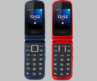 FLIP 3 - telefon z klapką w Biedronce