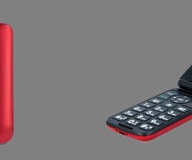 Flip 4 - prosty telefon z klapką w Biedronce