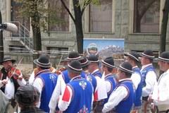 Flisacy protestowali w Warszawie