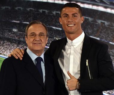 Florentino Perez: Ronaldo nadal będzie piłkarzem Realu