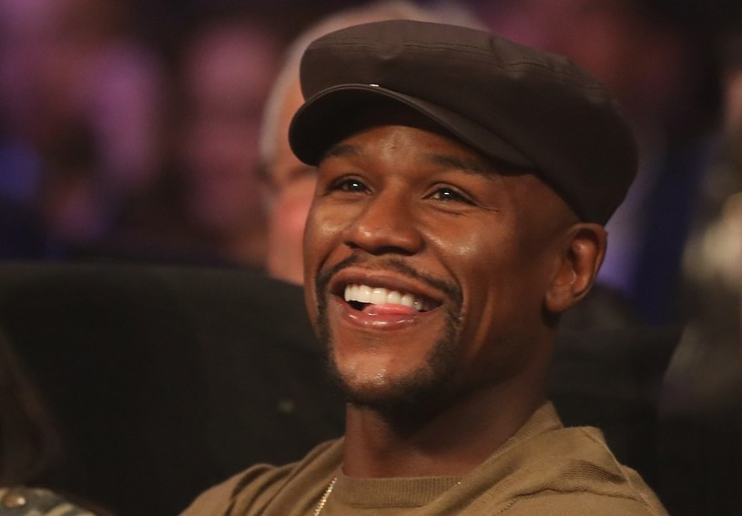 Floyd Mayweather junior /AFP