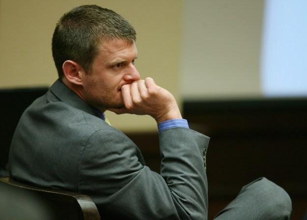 Floyda Landisa został skazany na karę roku pozbawienia wolności /AFP