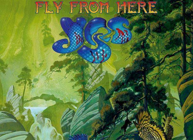 """""""Fly From Here"""" to dwudziesty studyjny album Yes /"""