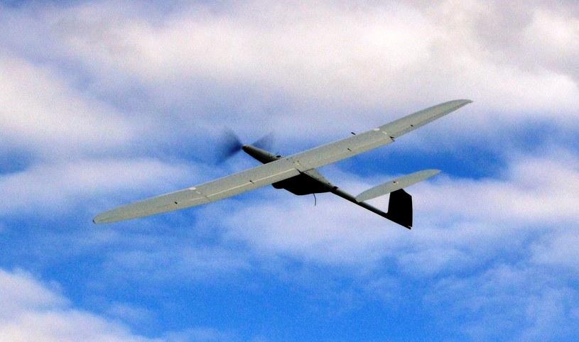 FlyEye w powietrzu. Czy polskie firmy zaczną produkować własne uzbrojone samoloty bezzałogowe? /materiały prasowe
