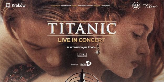 """FMF: Titanic Live in Concert! Symultaniczny pokaz """"Titanica"""" z audiodeskrypcją"""