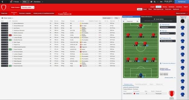 Football Manager 2014 /materiały prasowe