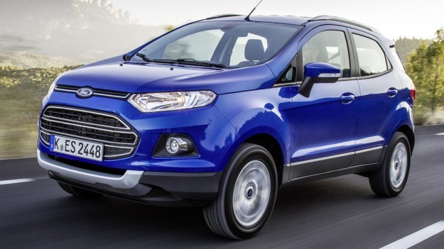 Ford EcoSport (2014) /Ford