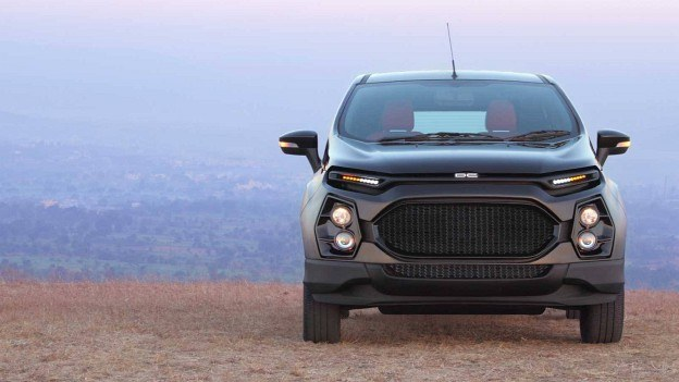 Ford EcoSport od DC Design /Ford