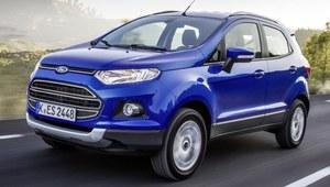 Ford EcoSport po lifitngu w Polsce