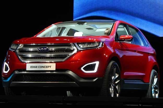 Ford Edge concept /