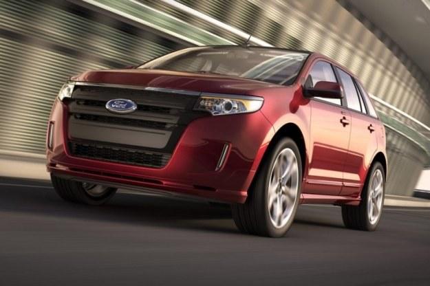 Ford edge /