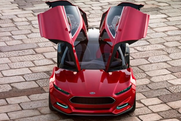 Ford evos /