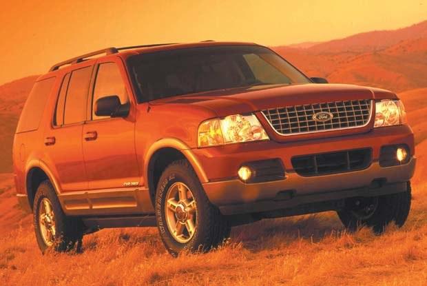 Ford Explorer 2002 (kliknij) /INTERIA.PL