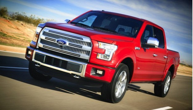 Ford F-150 (2015) /Ford