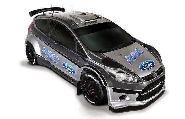 Ford Fiest RRC /