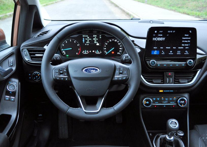 Ford Fiesta 1.0 EcoBoost /INTERIA.PL
