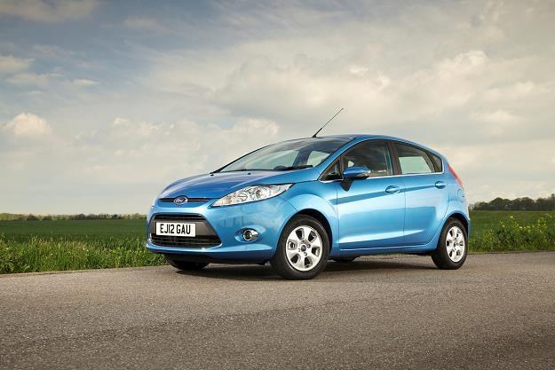 Ford Fiesta - Kobiecy Samochód Roku 2013 /