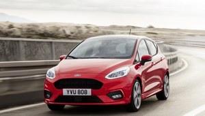 Ford Fiesta - oto nowa generacja. Od początku w 3 wersjach specjalnych