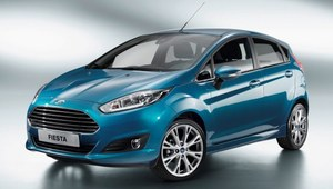 Ford Fiesta po faceliftingu