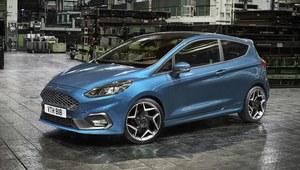 Ford Fiesta ST z trzema cylindrami! Albo z dwoma