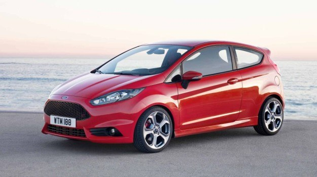 Ford Fiesta ST /Ford