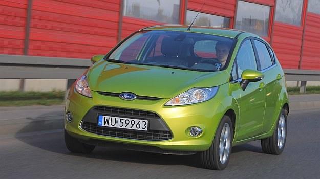 Ford Fiesta VI /Motor