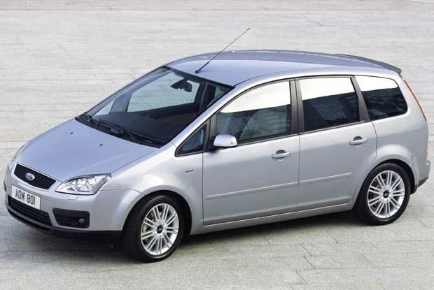 Ford Focus C-MAX (kliknij) /INTERIA.PL