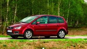 Ford Focus C-Max - minivan, który powstał z myślą o kierowcy