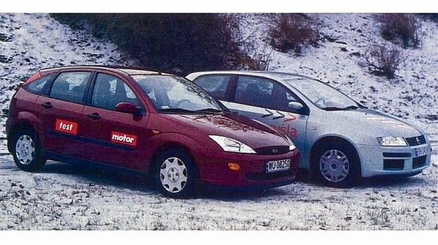 Ford Focus i Fiat Stilo /Motor