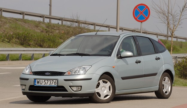 Ford Focus I /Motor